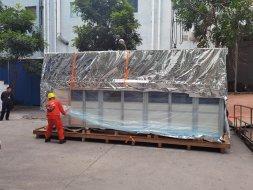 【设备包装】-在线除泡机真空包装运输案例-盘古搬运服务
